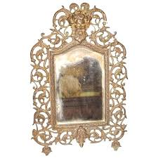 wall mirrors victorian wall mirrors cast frame or mirror w face of antique sets victorian wall