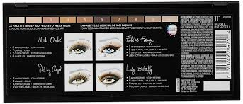 Amazon L Or al Paris Colour Riche Eye La Palette Eye Shadow.