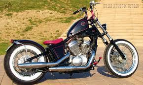 honda vt600 bobber right free custom cycles spain honda shadow