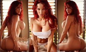 PinkFineArt Bianca Sheets of Lust from Bianca Beauchamp