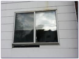 replacing glass in old aluminum windows
