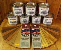Wood Stain Wood Sealer Desk Stain Ready Seal