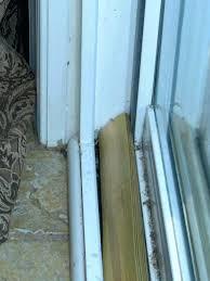 garage door side seal garage door weather stripping side medium size of sliding glass door
