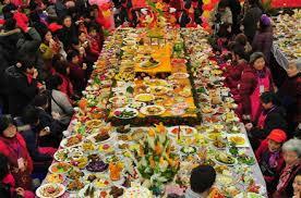 Spring Festival Spring Festival Shopping Spree