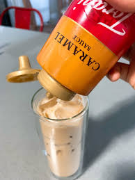 The process we have mentioned is called the four flavours syrup. How To Make A Caramel Iced Latte At Home Delishably