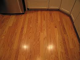 Shown At The Right Is Another Bruce Engineered Product. The Finish Is A  Natural Oak.