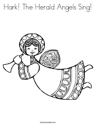 hark the herald angels sing clipart. Delighful Sing Clipart Angel Hark The Herald Angels Sing 1973423 Intended Hark The Herald Angels Sing Clipart