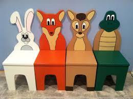 unique childrens furniture. Forest Animal Chairs Unique Childrens Furniture L