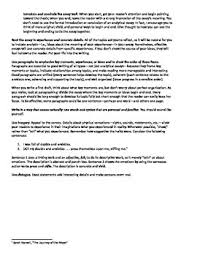 personal odyssey essay narrative by keith muller tpt personal odyssey essay narrative