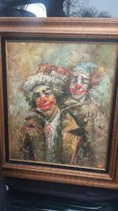 we found this painting at a thrift and it my boy friends eye would you be able to tell me if it s worth anything