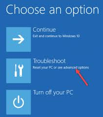 Advanced Options Windows 10 3 Ways To Open Advanced Startup Options In Windows 10