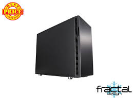 Fractal Design Define R6 Black Fractal Design Define R6 Black Atx Mid Tower Case Fd Ca Def R6 Bk