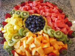 How To Decorate Fruit Tray Fruit Tray Decorations All The Best Fruit In 100 54