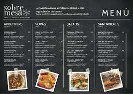 Food Menu Design Modern Conservative Restaurant Menu Design For A Company By Lin23