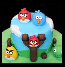 Best 25 Angry birds birthday cake ideas on Pinterest