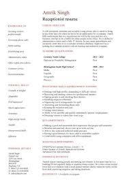 medical secretary resume examples examples of secretary resumes