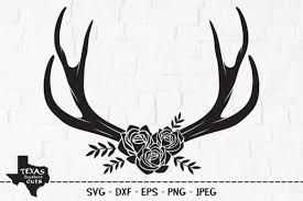 Free icons of antlers in various design styles for web, mobile, and graphic design projects. 16 Deer Antlers Svg Designs Graphics