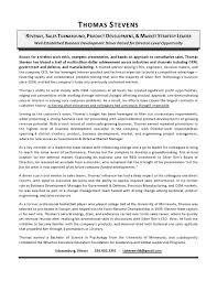 Resume Bio Example Delectable Sample Executive Biography Fabulous Resume Bio Example Sample