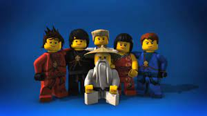 Lego Ninjago Masters Of Spinjitzu All Characters - Novocom.top