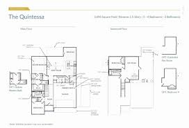 5 bedroom house plan pdf elegant plans with wrap at around porch