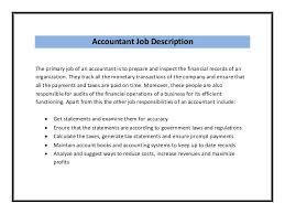 Payroll Accounting Job Description Jd Templates Payroll Officer Job Description Template Front Desk