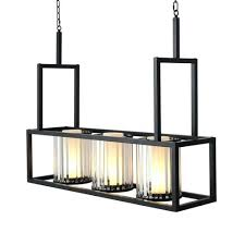 medium size of pillar candle chandelier rectangular circle linear modern chandeliers delier deliers dini