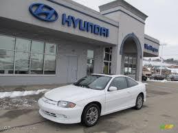 2004 Summit White Chevrolet Cavalier LS Sport Coupe #45726009 ...