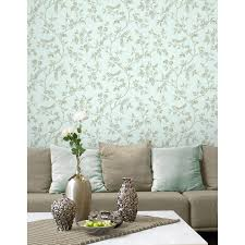 Wallpaper For Living Room Feature Wall Beautiful Birds Themed Wallpapers In Various Designs Feature Wall