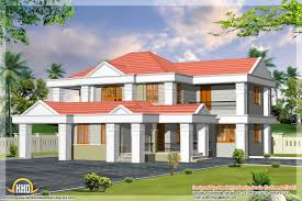 Different Design Houses - Interior and exterior design of house