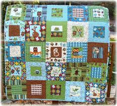 12 best Sew - Quilts - boys images on Pinterest | Molde, Projects ... & boy quilt Adamdwight.com