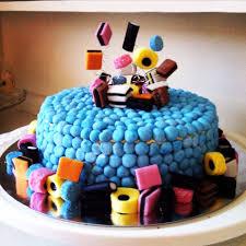 Liquorice Allsorts Cake Designs Liquorice Allsorts Cake By Ginger Bakes Party Ideas