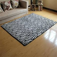 creative zebra rugs and carpets for home living room modern area rug bedroom coffee table large zebra area rugs