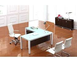 glass desk with drawers l glass desks white l glass desk refract glass desk with drawers black glass computer desk with drawers