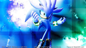 silver the hedgehog wallpapers by light rock on deviantart