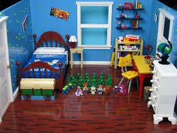 Bedroom:Bedroom Andys Room My Newest Layout Comes From Toy Story Andye280a6  Flickr Set Bathroom