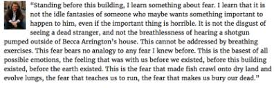 definition essay moving writers we discuss how john green is describing his definition of fear and distinguishing it from other beliefs about it i suggest that this could be an excellent