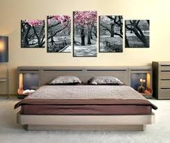 canvas wall art for master bedroom 5 piece huge canvas art black and white trees art bedroom multi panel canvas canvas wall art for master bedroom bedroom  on canvas wall art for master bedroom with canvas wall art for master bedroom 5 piece huge canvas art black and
