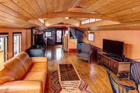 tiny house seattle. Haida Houseboat Tiny House Seattle