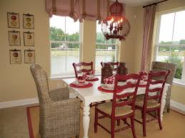 Red Dining Room Chairs Contemporary Dining Room Table Centerpieces Ideas Home Design By