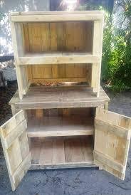 pallet furniture ideas pinterest. 30 Diy Pallet Ideas Best 25 Cabinet On Pinterest   Palette Shelf, Dog Furniture C
