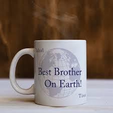 best brother in the world mug