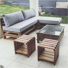 outside furniture made from pallets. Furniture Out Of Wooden Pallets How To Make Garden From Inspirational Scheme Outside Made