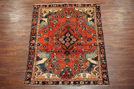 manhattan oriental rugs van nuys luxury vintage 5x6 persian lilihan area rug hand knotted carpet