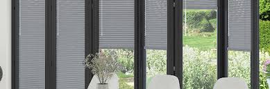 what are the best blinds for bi fold doors