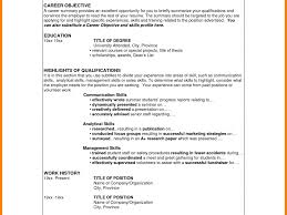 R  sum     Cover Letter Examples   USF Career Services  Resume with      Samples