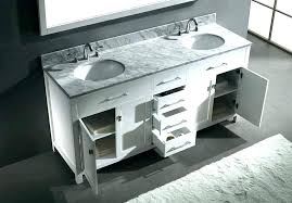 72 vanity top inch home depot with double sink