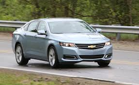 2014 Chevrolet Impala 2.5 First Drive – Review – Car and Driver