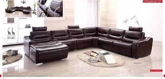 cow genuine real leather sofa set living room sectional corner home furniture couch u shape big size in sofas from with recliner 4087 modern leath