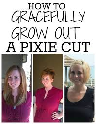 Growing Out Hair Style how to grow out a pixie haircut 5126 by stevesalt.us