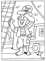 Kanon Piratenschip Piraat Knutselpaginanl Knutselen